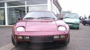 Фото 4 Porsche 928 3 дв. купе