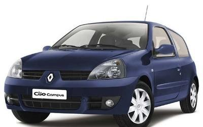 Фото 1 Renault Clio 3 дв. хэтчбек
