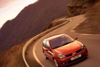 Фото 3 Renault Clio 3 дв. хэтчбек