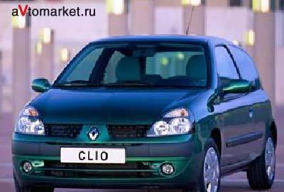 Фото 4 Renault Clio 3 дв. хэтчбек