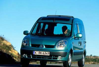 Фото 1 Renault Kangoo 5 дв. минивэн