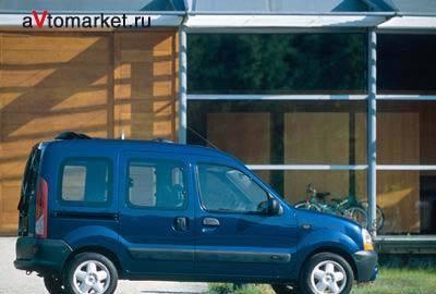 Фото 3 Renault Kangoo 5 дв. минивэн