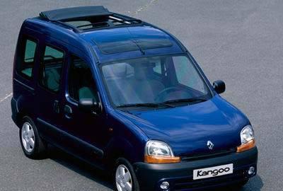 Фото 4 Renault Kangoo 5 дв. минивэн