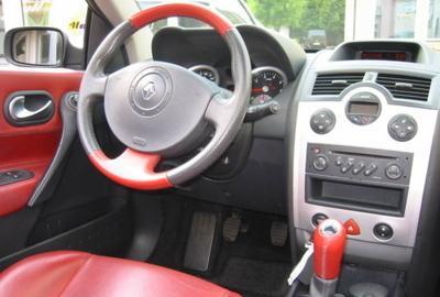 Фото 1 Renault Megane 2 дв. кабриолет