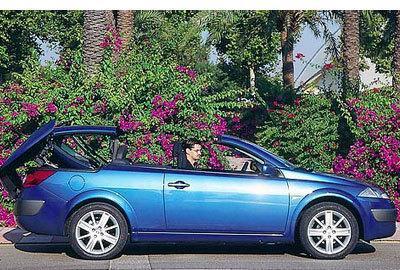 Фото 3 Renault Megane 2 дв. кабриолет