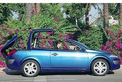 Фото 4 Renault Megane 2 дв. кабриолет