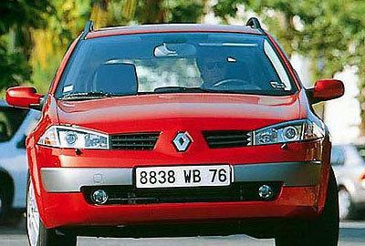 Фото 4 Renault Megane 4 дв. седан