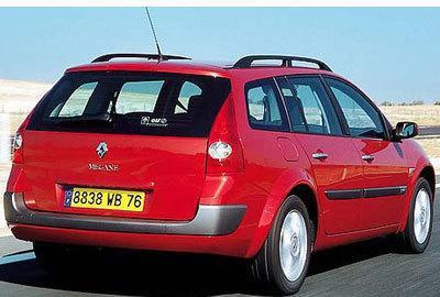 Фото 3 Renault Megane 5 дв. универсал
