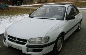 Фото 1 Opel Omega 4 дв. седан
