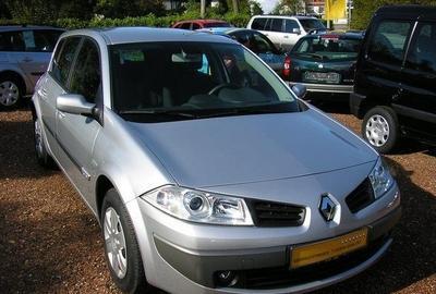 Фото 2 Renault Megane 5 дв. хэтчбек