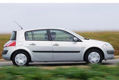 Фото 3 Renault Megane 5 дв. хэтчбек