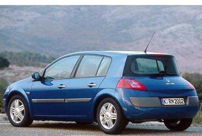 Фото 4 Renault Megane 5 дв. хэтчбек