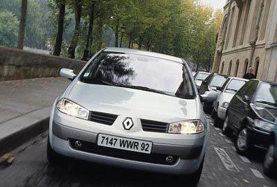 Фото 1 Renault Megane 5 дв. хэтчбек