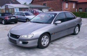 Фото 2 Opel Omega 4 дв. седан