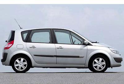 Фото 3 Renault Scenic 5 дв. минивэн