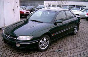 Фото 4 Opel Omega 4 дв. седан