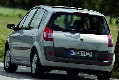 Фото 4 Renault Scenic 5 дв. минивэн