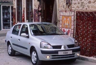 Фото 3 Renault Symbol 4 дв. седан