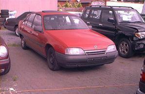 Фото 3 Opel Omega 4 дв. седан