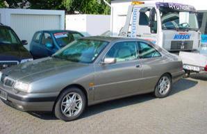 Фото 1 Lancia Kappa 4 дв. седан