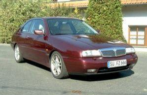 Фото 2 Lancia Kappa 4 дв. седан