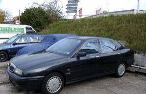 Фото 3 Lancia Kappa 4 дв. седан