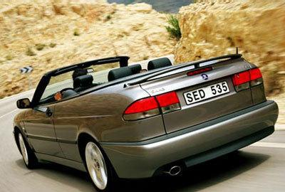 Фото 1 Saab 9-3 3 дв. купе