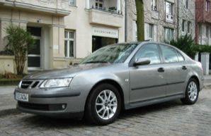Фото 4 Saab 9-3 4 дв. седан