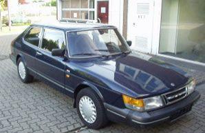 Фото 2 Saab 900 5 дв. хэтчбек