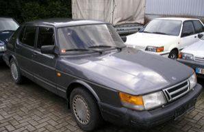 Фото 1 Saab 9000 4 дв. седан