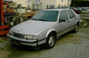Фото 3 Saab 9000 4 дв. седан