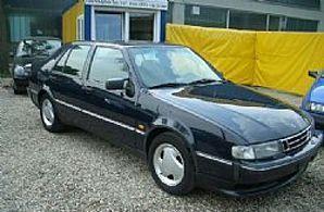 Фото 4 Saab 9000 4 дв. седан