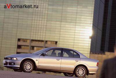 Фото 1 Mitsubishi Galant 4 дв. седан