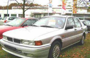 Фото 4 Mitsubishi Galant 5 дв. хэтчбек